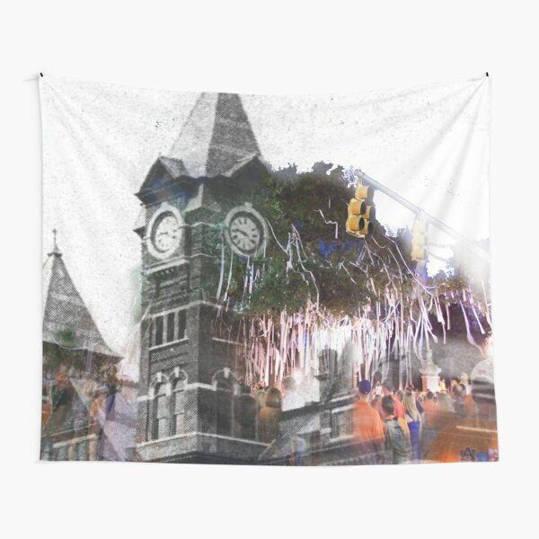 Auburn: Distant and Recent Past Tapestry