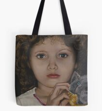 """""""Haven"""" Oil on Canvas Tote Bag"""