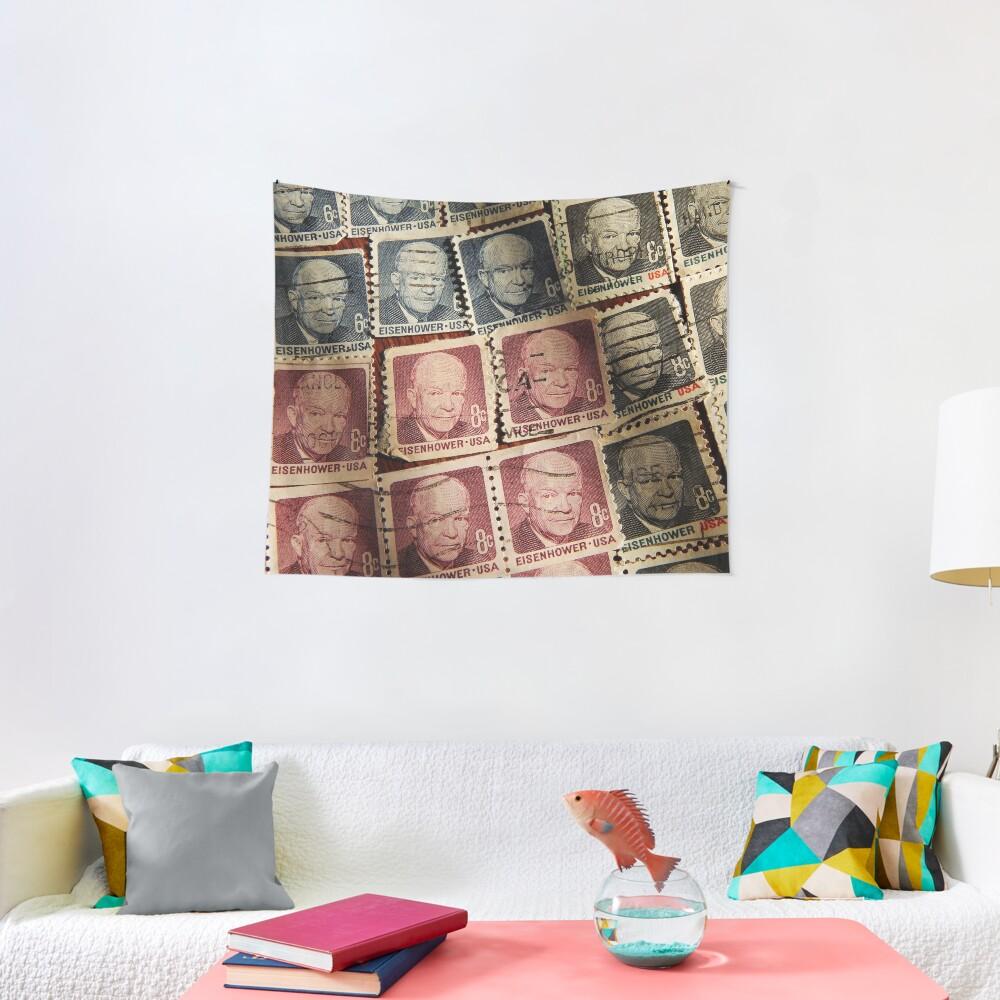 President Eisenhower Tapestry