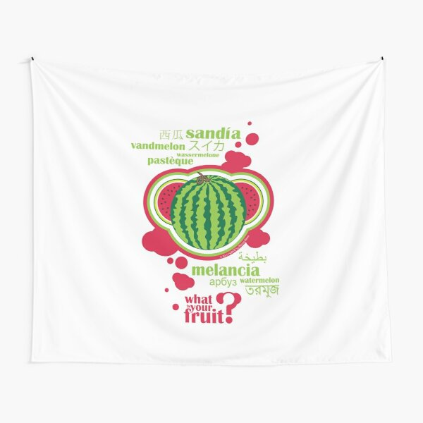 FruitHeads - watermelon Tapestry