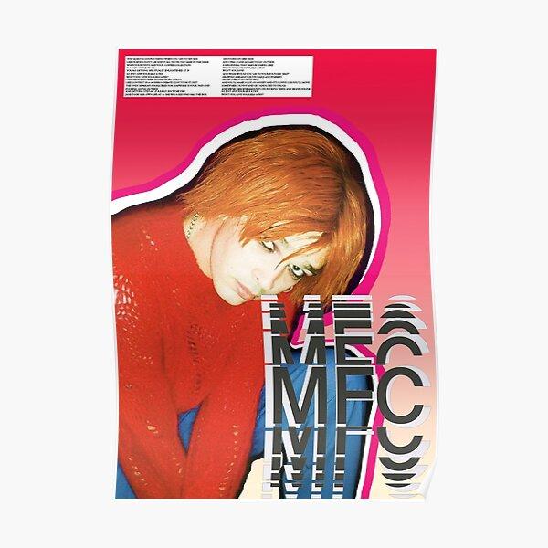 The 1975 MFC Digital Art Poster