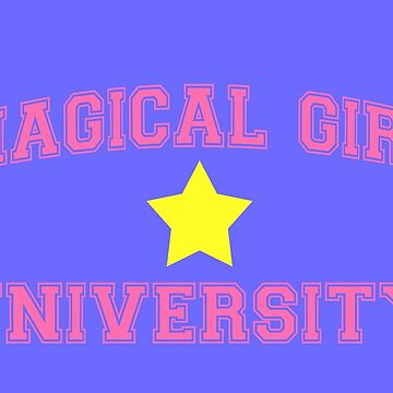 Magical Girl University by adriannachuu