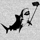 Shark Selfie Stick by EthosWear