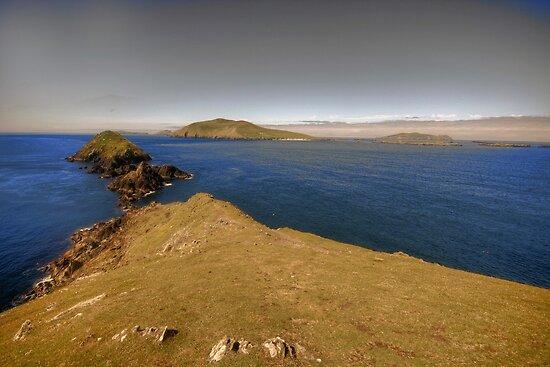 Slea Head View by John Quinn