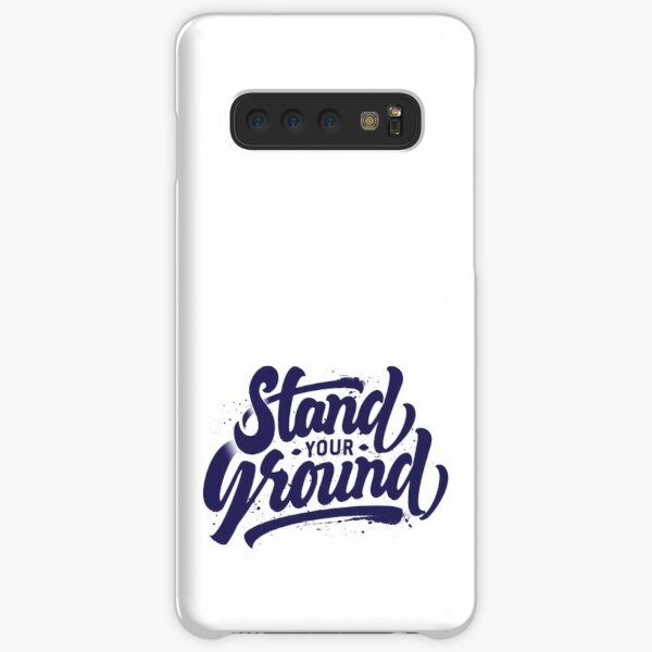 Stand Your Ground Samsung Galaxy Snap Case