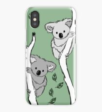 koala? i've never seen her-bi-vore!  iPhone Case/Skin