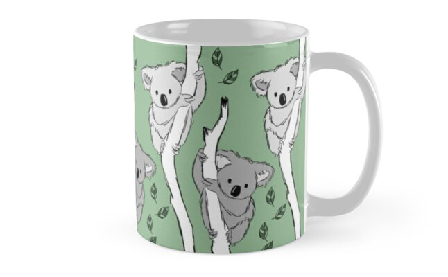 koala? i've never seen her-bi-vore!  by tjesje