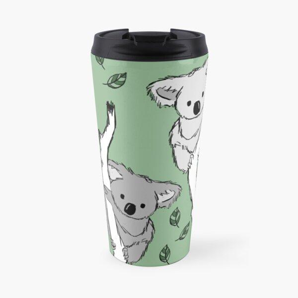 koala? i've never seen her-bi-vore!  Travel Mug