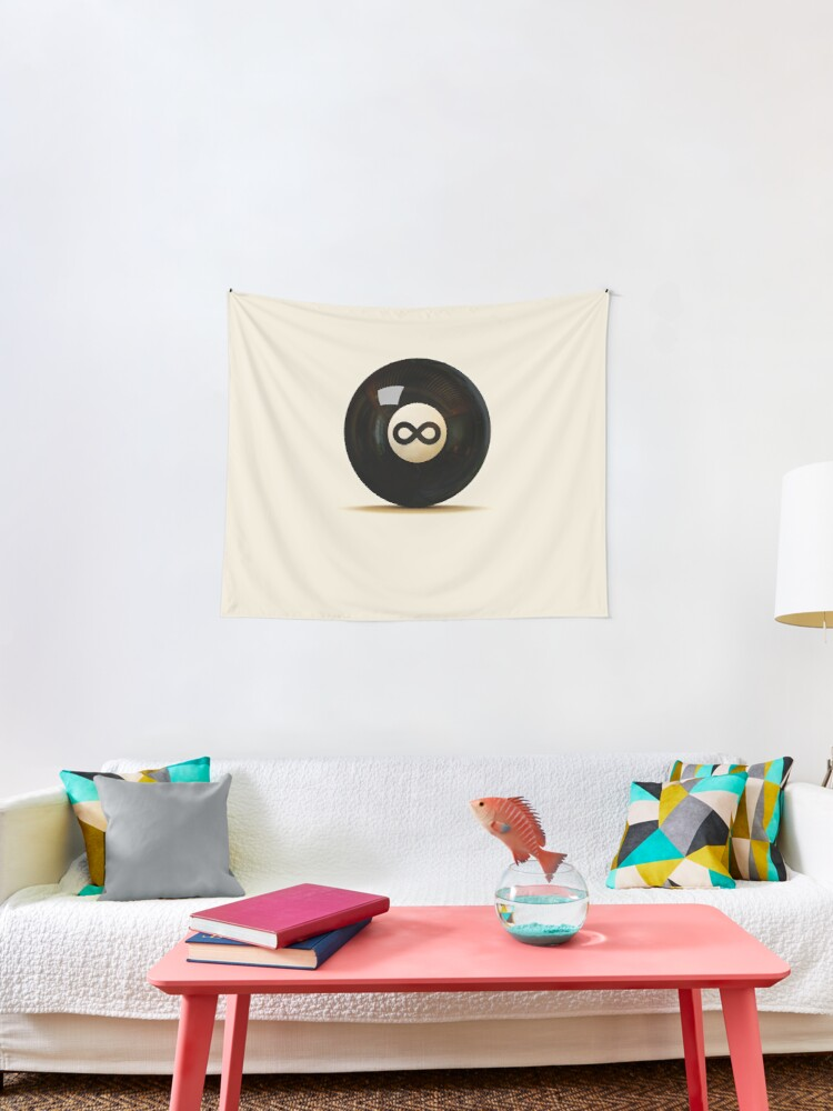 Infinity Ball Tapestry By Nicholasely Redbubble