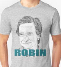 Robin Williams Portrait  Unisex T-Shirt