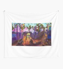 GYMPIE MUSTER - 25TH COLLECTION - MUSTER BAR Wall Tapestry