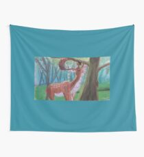 When Nature Calls Wall Tapestry
