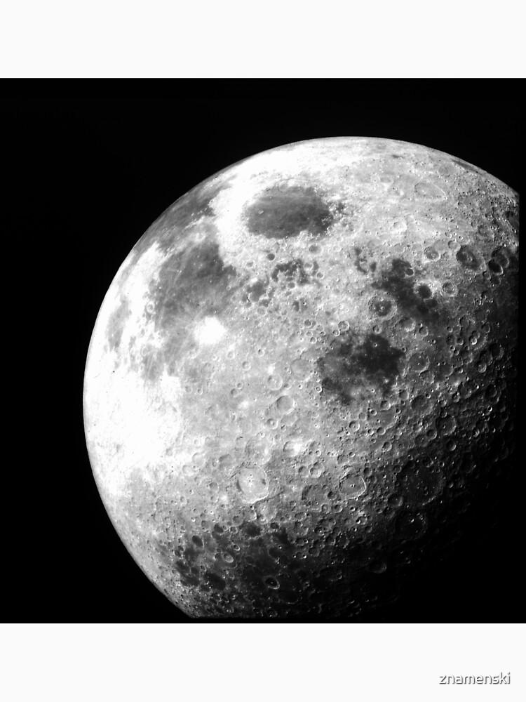 Moon by znamenski