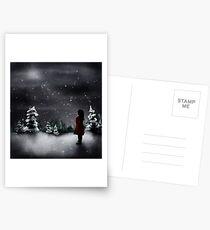 Christmas scene 2013 Postcards