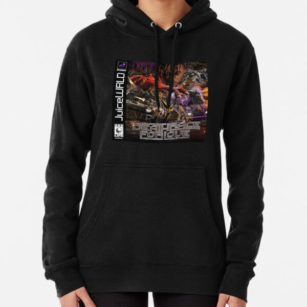 Death Race For Love Pullover Hoodie