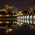 Market Street Bridge Reflections by Shelley Neff