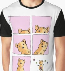 Cute Easter Quokka Graphic T-Shirt