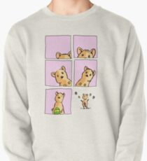 Cute Easter Quokka Pullover Sweatshirt