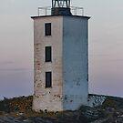 Holländischer Insel-Leuchtturm von autumnseasphoto