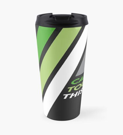 Pride Stripe: Can't Touch This Travel Mug