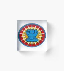 Federated Commonwealth Acrylic Block