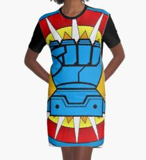Federated Commonwealth Graphic T-Shirt Dress