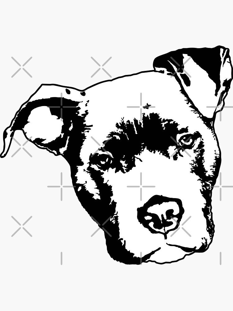 Staffordshire Bull Terrier by tribbledesign
