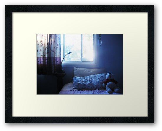 Bear, one lazy afternoon. by Chloe Elizabeth