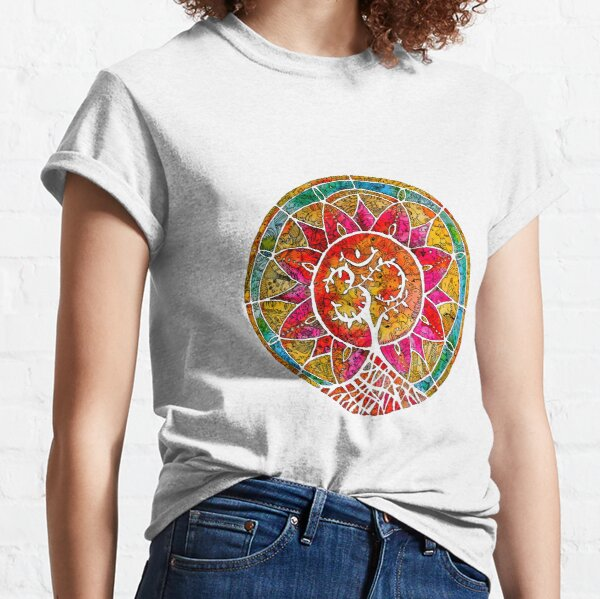 inspiriert von meinen Reisen in Indien Classic T-Shirt