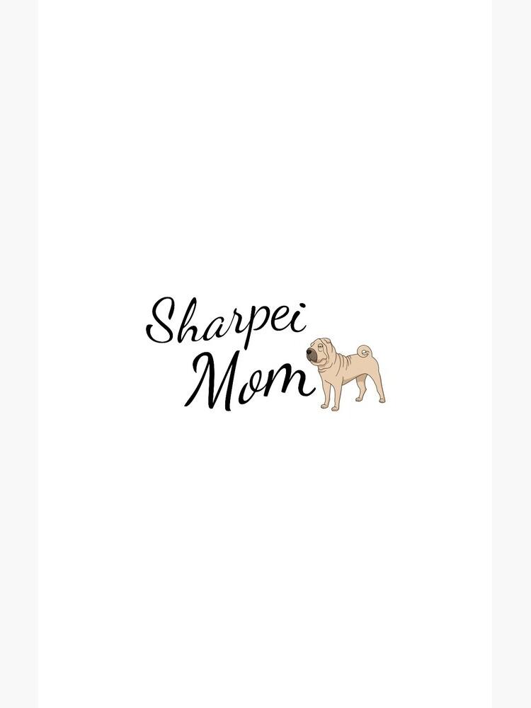 Sharpei Mom by tribbledesign