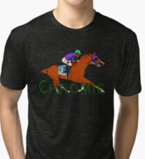 California Chrome Chromie  Tri-blend T-Shirt