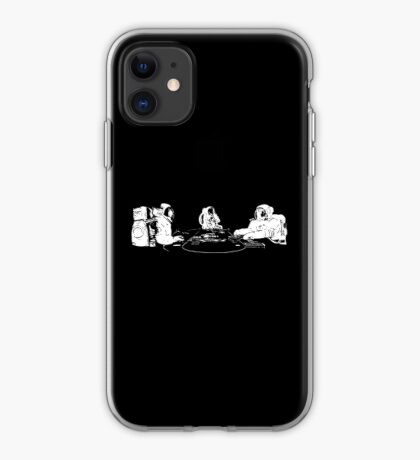 SPACE POKER iPhone Case