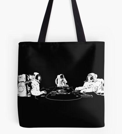 SPACE POKER Tote Bag