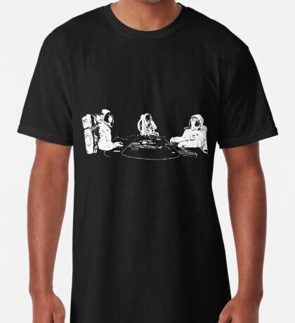 SPACE POKER Long T-Shirt