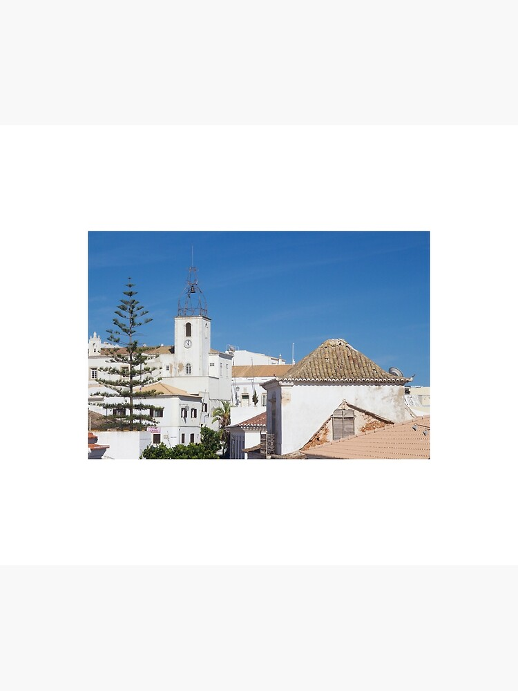 Albufeira Rooftops, Algarve, Portugal by robcole