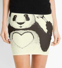 Panda Love Mini Skirt