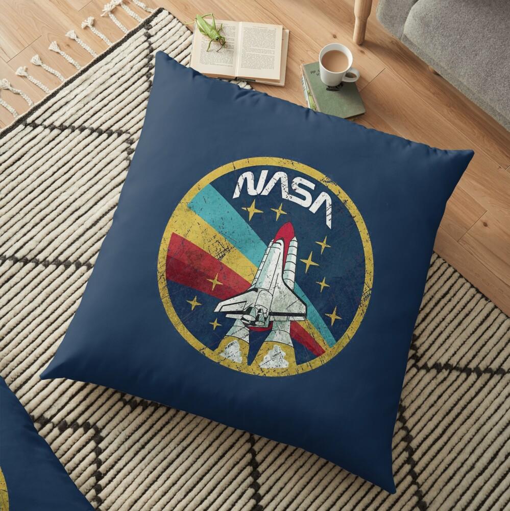 NASA Bodenkissen