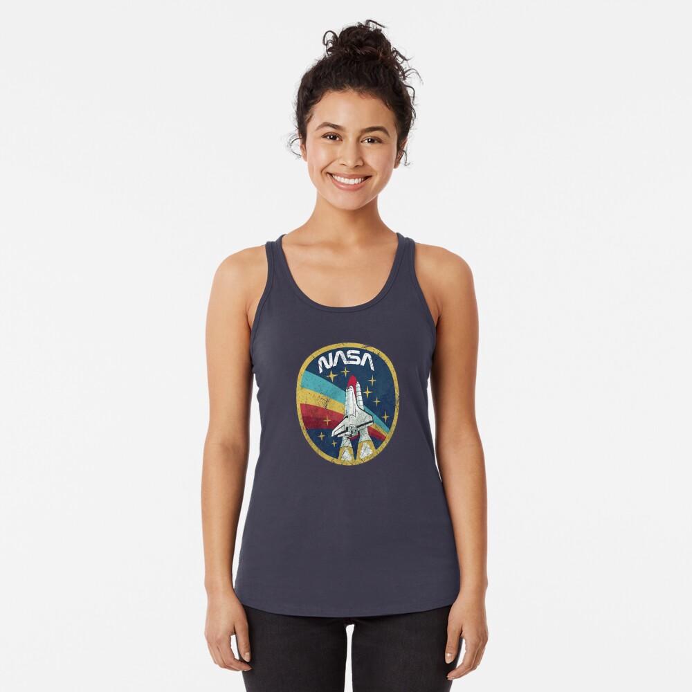 NASA Racerback Tank Top