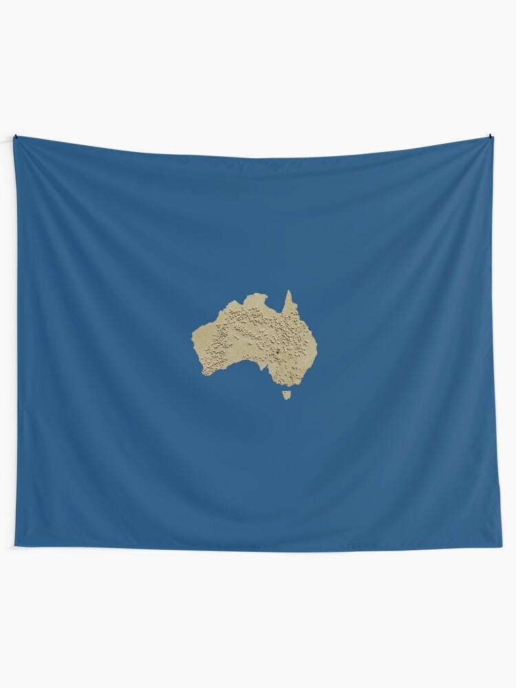 Alternate view of I, Australian Tapestry