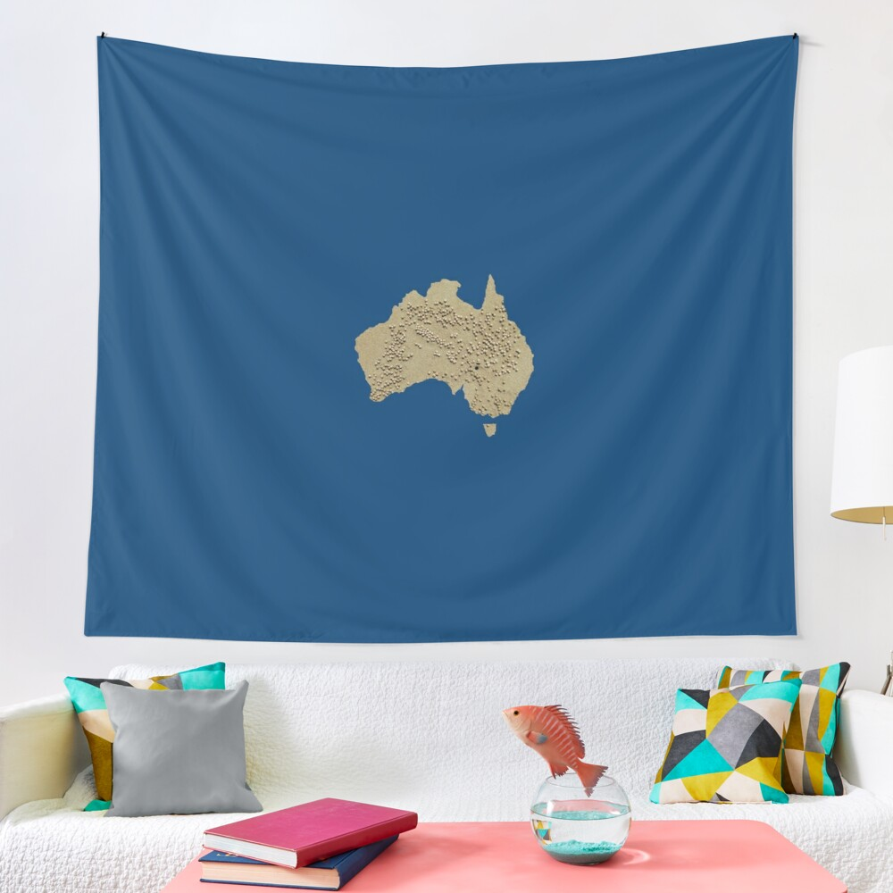I, Australian Tapestry