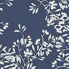 Muster Alltag | Eukalyptus in der Nacht von jjsgarden