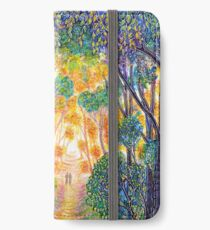 Trees - Our Colourful World iPhone Wallet/Case/Skin