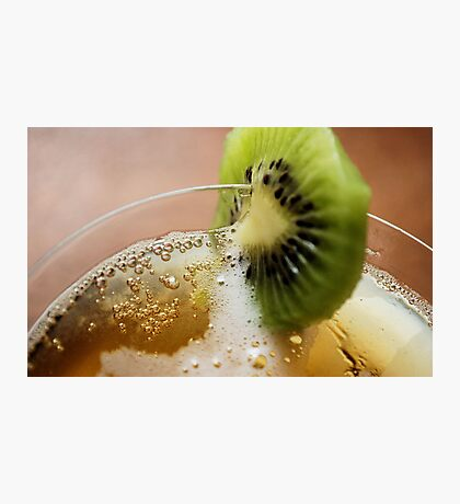 NOTHING LIKE AN KIWI COOLER ON A HOT DAY! Photographic Print