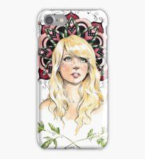 Mandala Girl iPhone Case/Skin