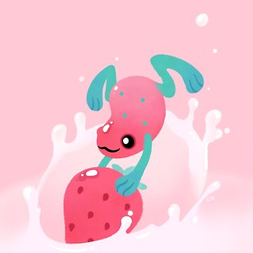 Strawberry poison milk 1 by pikaole