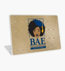 BAE- Black and Educated Master's Degree Laptop Skin