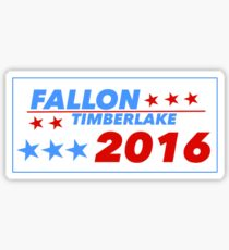 Fallon/Timberlake 2016 Sticker