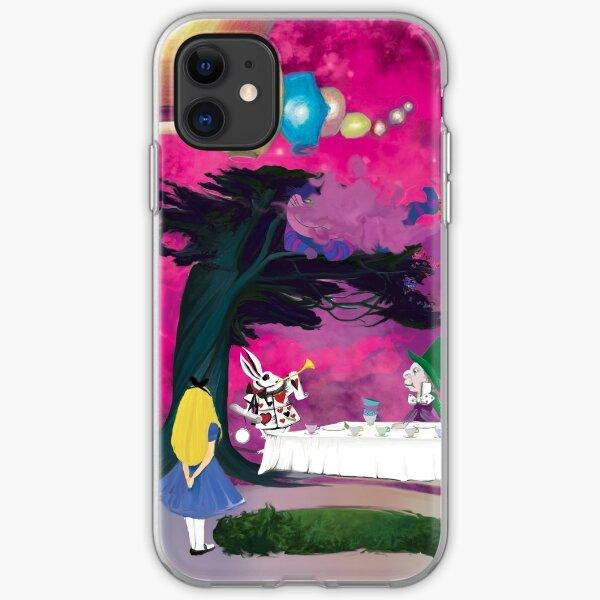 Alice in Wonderland  iPhone Soft Case