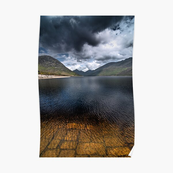 Silent Valley, County Down Poster