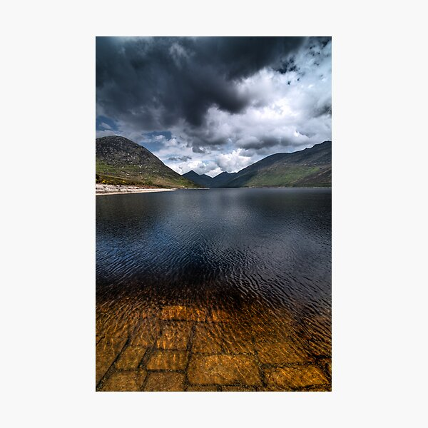 Silent Valley, County Down Photographic Print